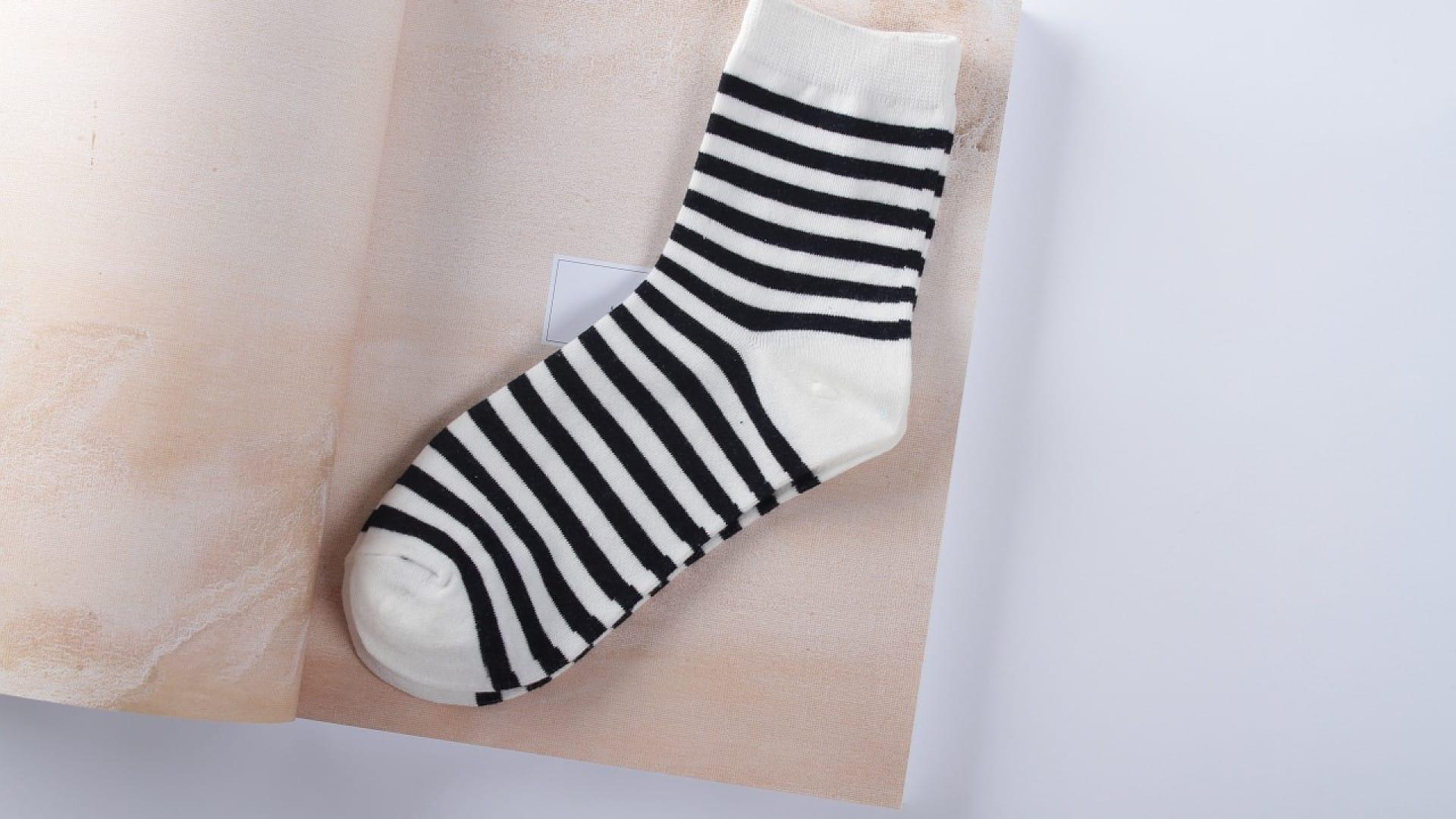 Quelle matière pour les chaussettes bébé ?
