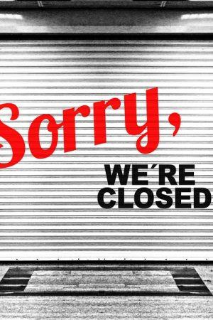volet closed
